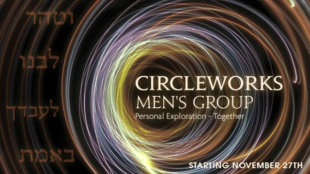 MENS CIRCLEWORKS NOV 27